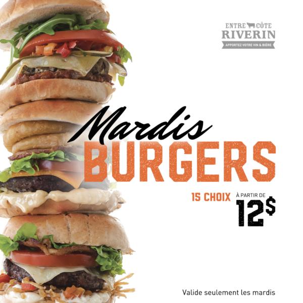 1200 Mardi burger
